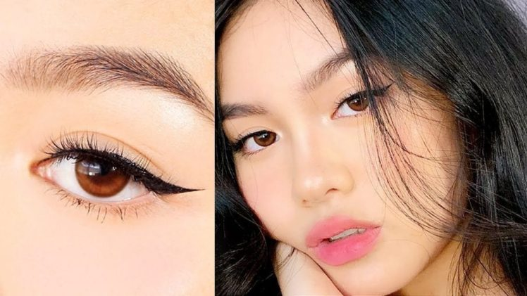 of asian eyes Picture