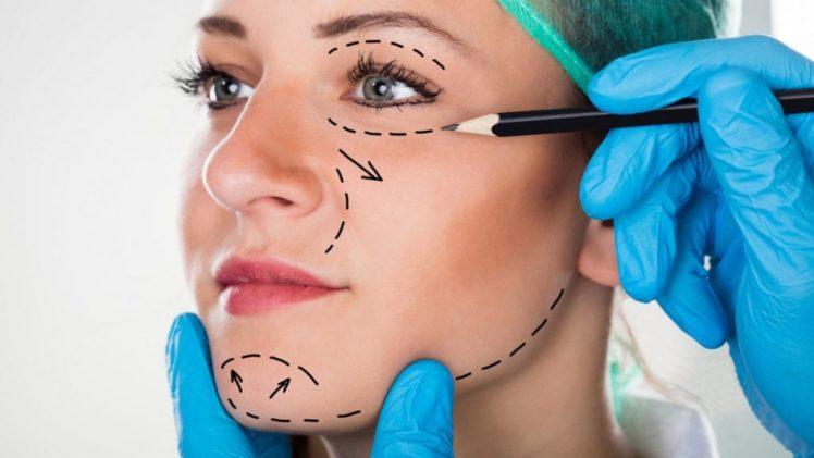 Plastic surgery sponsor