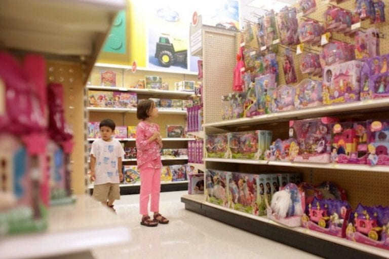 Fox Therapist Pretty Sure Target's Gender Neutral Toy Section Will Damage The Children