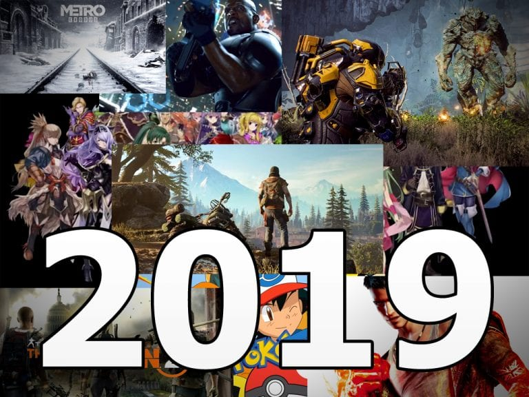 Upcoming Games 2019  : Games That Will Blow You Away - TheFrisky
