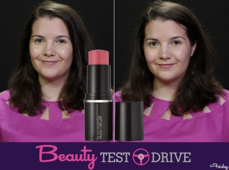 Beauty Test Drive: Laura Mercier Bonne Mine Stick Face Color