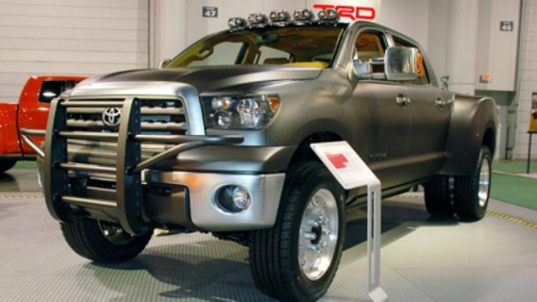 Toyota Tundra Diesel >> Toyota Tundra Diesel Cummins Hino Or Toyota As Option The Frisky