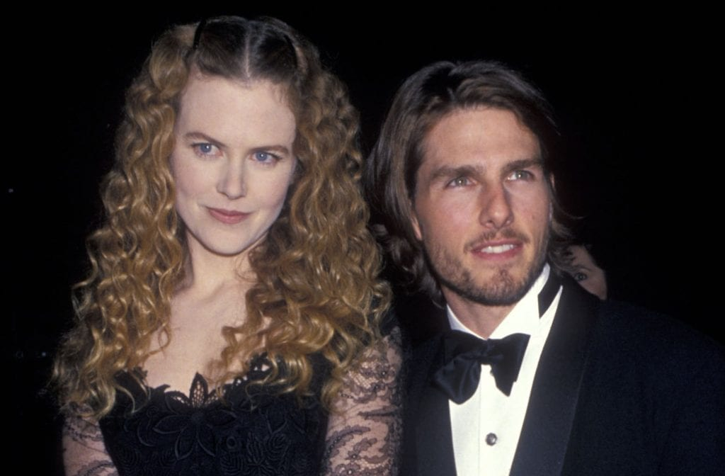 Nicole Kidman: Marriage with Tom Cruise shielded me - The ...