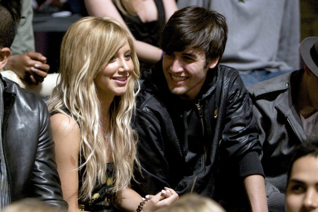 Ashley Tisdale Dating History - FamousFix