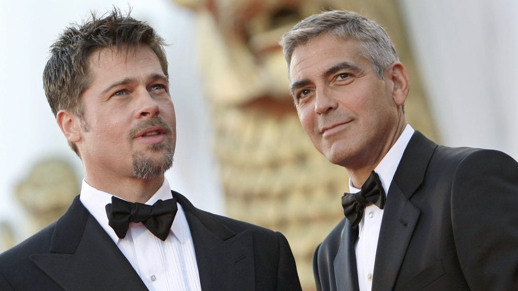 5 Wrong Stories About Brad Pitt and George Clooney - The ...