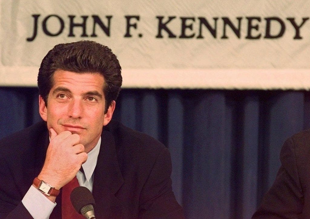 The truth about John F  Kennedy`s Jr  Death - The Frisky