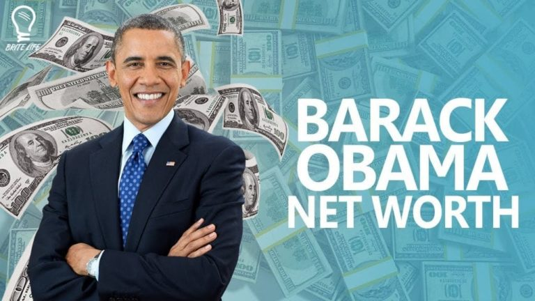 What is Barack Obama Net Worth in 2018? Salary & Career & Wife