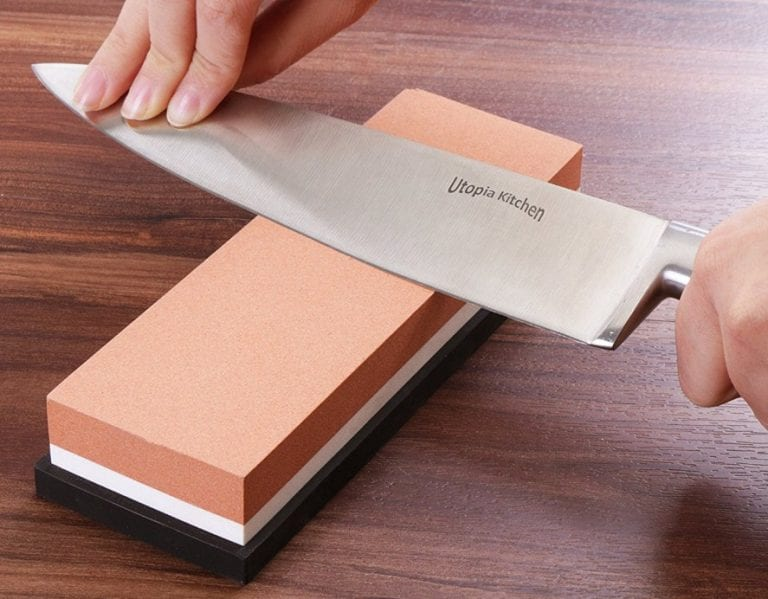 What is the Best Knife Sharpening Stone and How to Use It ...