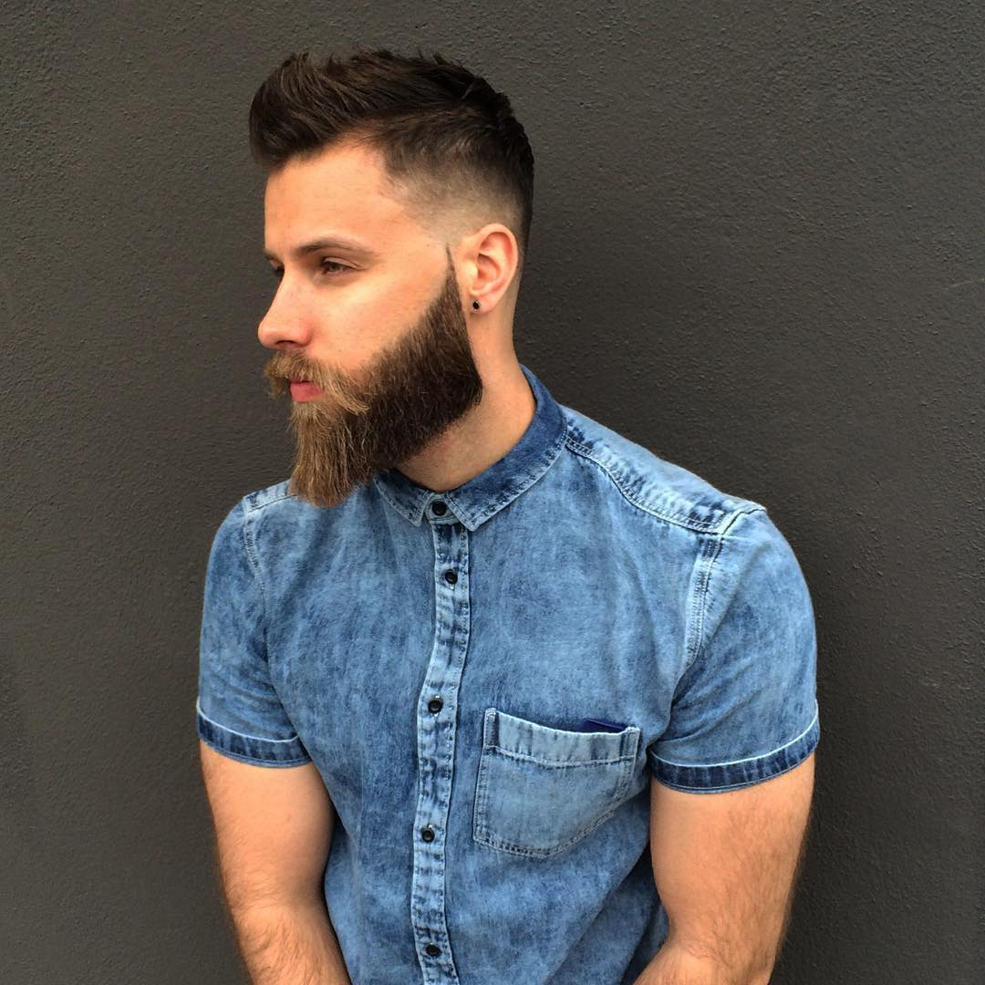 Top 20 Beard Styles For Men In 2019 The Frisky