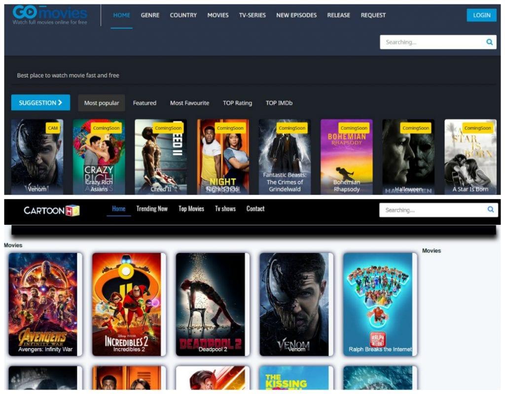 3 best 123movies alternatives to watch movies online free