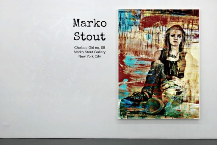 Marko Stout – Andy Warhol of the 21st century