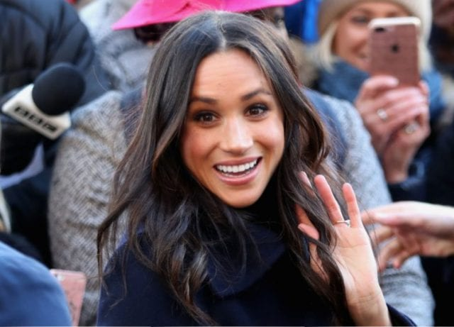 Meghan Markle Begins Christmas Festivities with a Secret Event