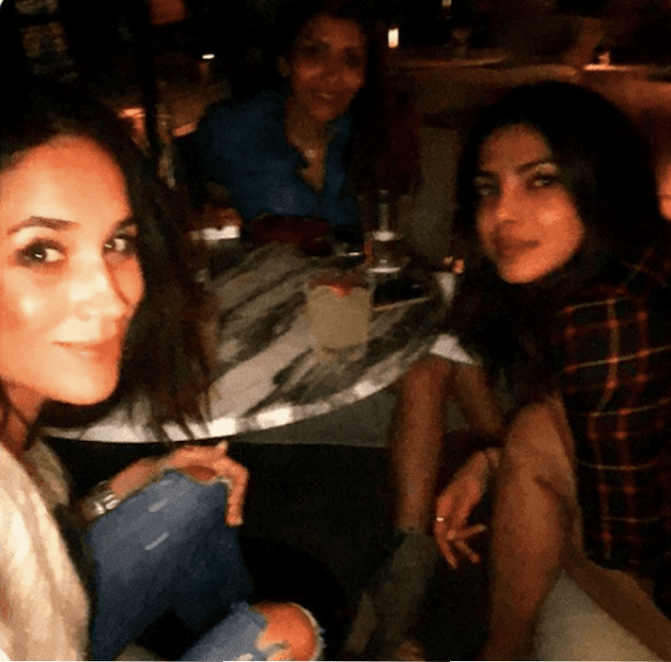 Meghan Markle And Priyanka Chopra's Friendship