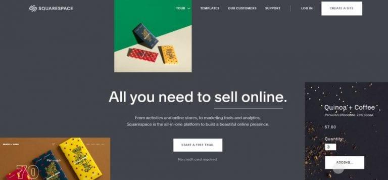 Choosing The Best Ecommerce Platform: Shopify vs Squarespace