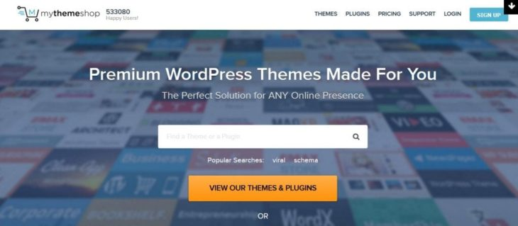 What Are The Best WordPress Theme Stores Out There