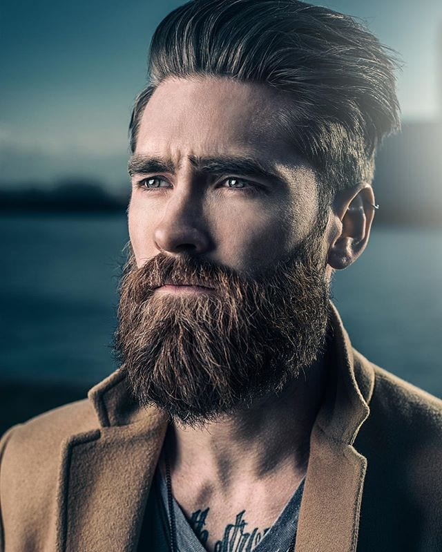 Handsome Hairstyles For Men: Best 20 Beard Styles For Men In 2020 [Short & Long]