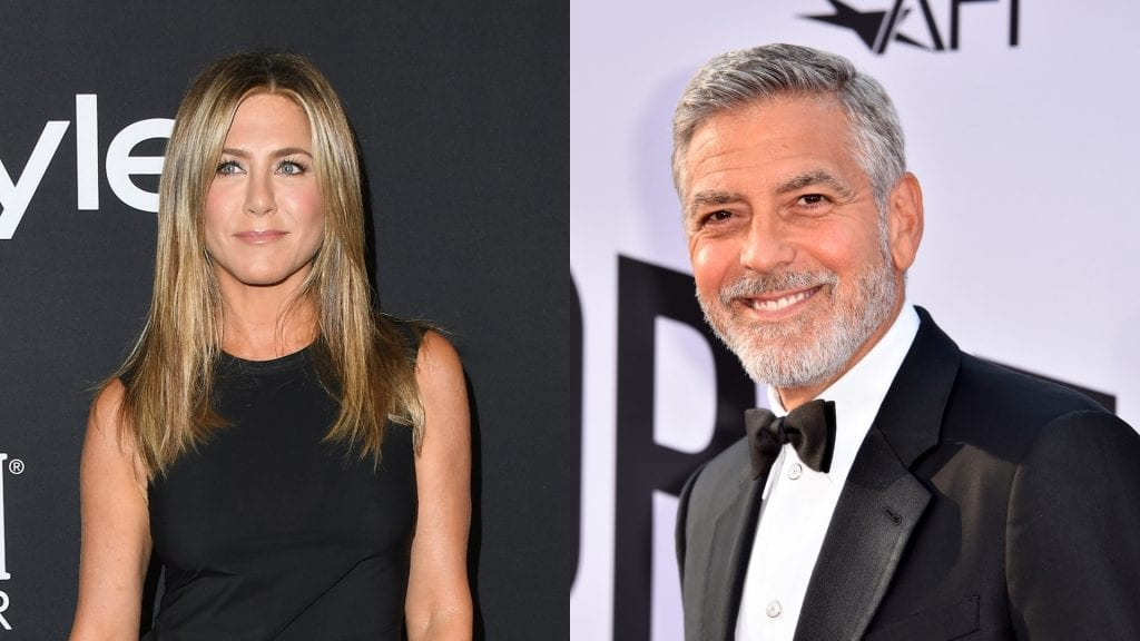 Jennifer Aniston Talked About George Clooney And His Role As A Dad