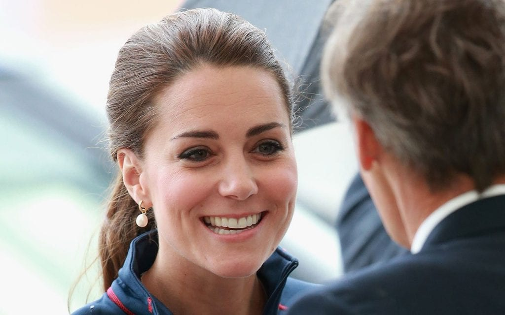 Palace Makes Statement On Meghan Markle And Kate Middleton's 'Feud'