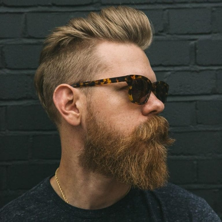 Facial Hair Styles Pictures: Top 20 Beard Styles For Men In 2019