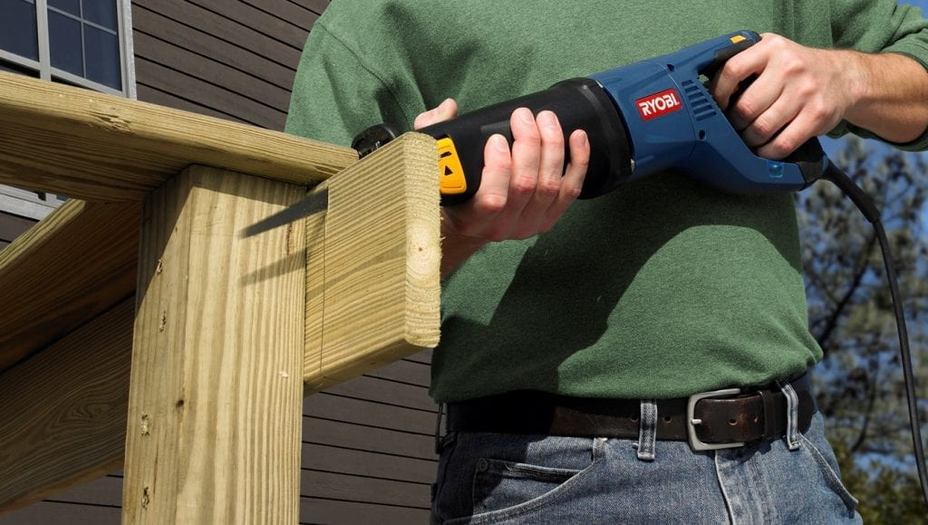 4 interesting things you can do with your reciprocating saw