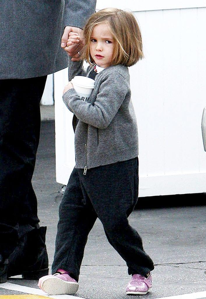 Shiloh Jolie Pitt Suri Cruise Amp More Celebrity Daughters