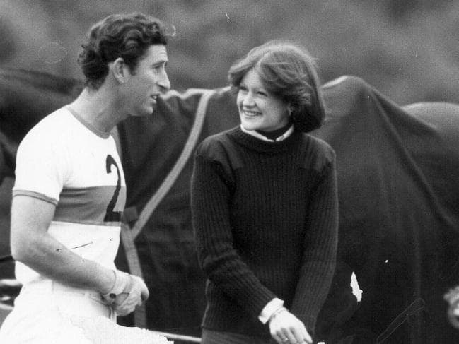 Prince Charles relatio...