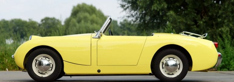 Top 5 Classic and Vintage Cars