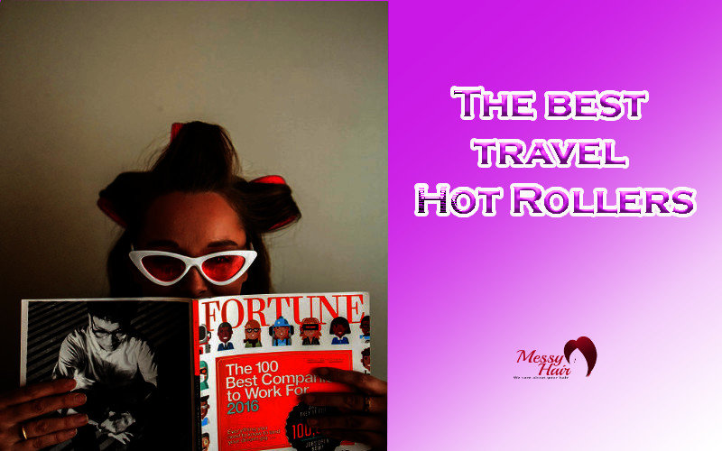 Travel hot rollers