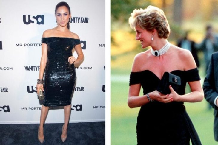 20 Times Meghan Markle Had Almost The Same Outfit As Princess Diana
