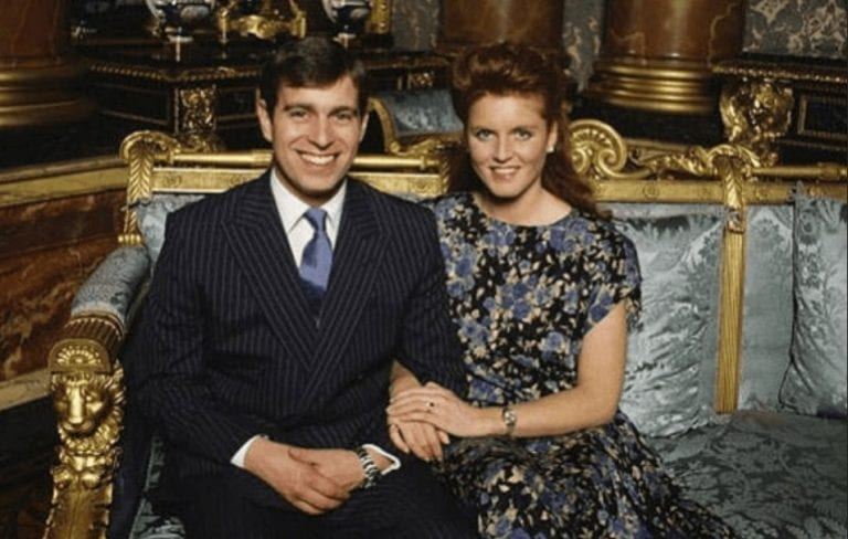 Prince Andrew And Sarah Ferguson How Long Have They Been Married