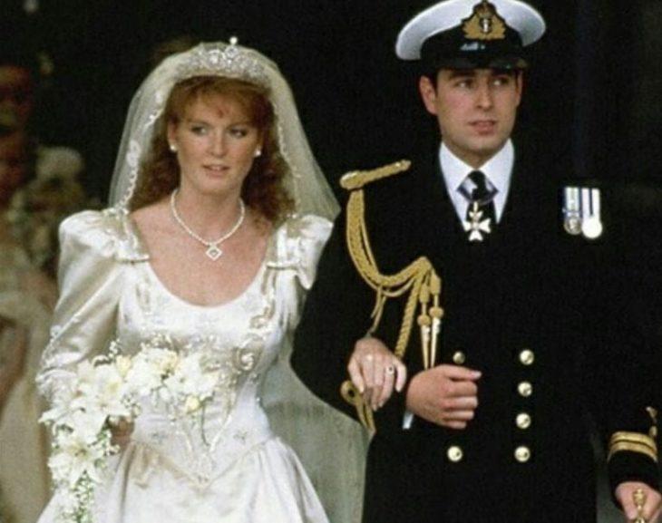 Sarah Ferguson Hochzeit