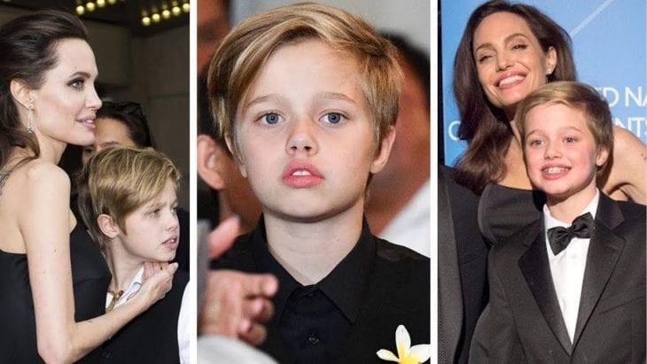 Brad Pitt & Angelina Jolie's Daughter Shiloh Jolie Pitt