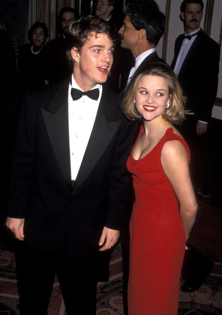 Chris O'Donnell- Reese Witherspoon