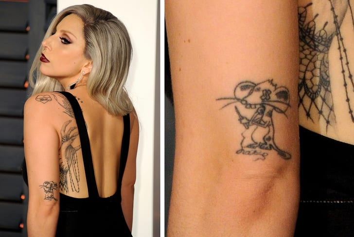 9 Celebrities Tattoos And The Meanings Behind Them The Frisky