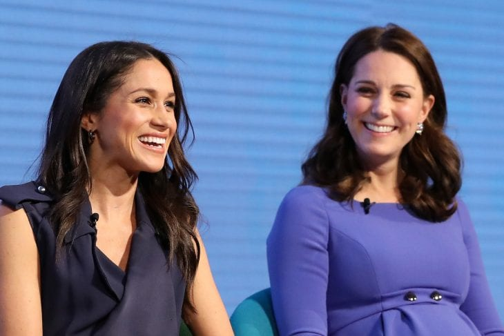 Meghan-Markle-Kate-Middleton-first-join-engagement