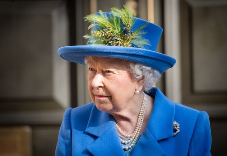 The Queen Visits Watergate House
