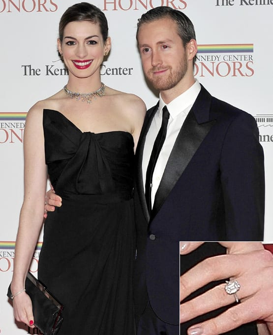 Most Iconic Celebrity Engagement Rings