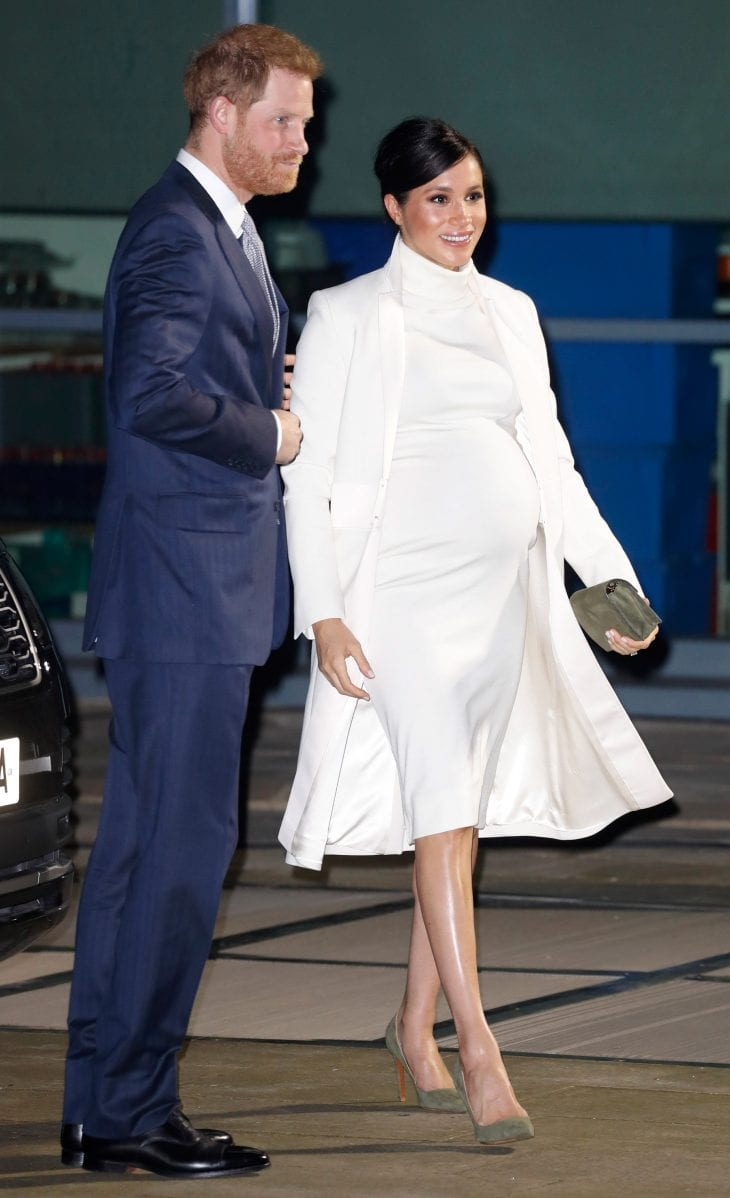 """The Duke And Duchess Of Sussex Attend A Gala Performance Of """"The Wider Earth"""""""