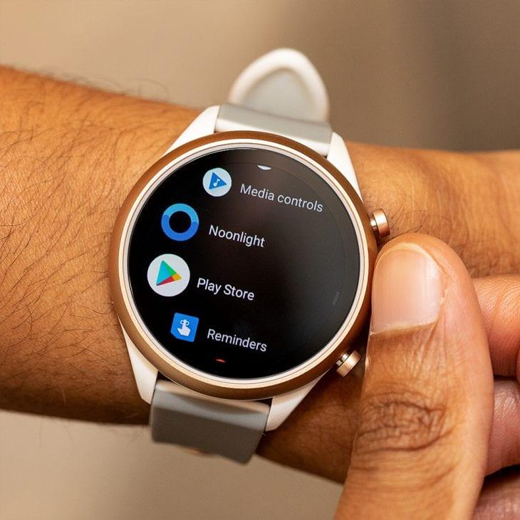 Test Fossil Smartwatch