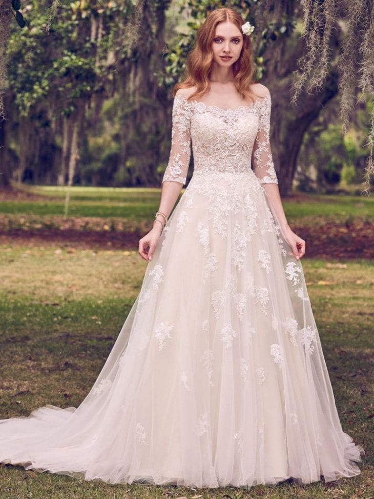How to choose a perfect wedding dress
