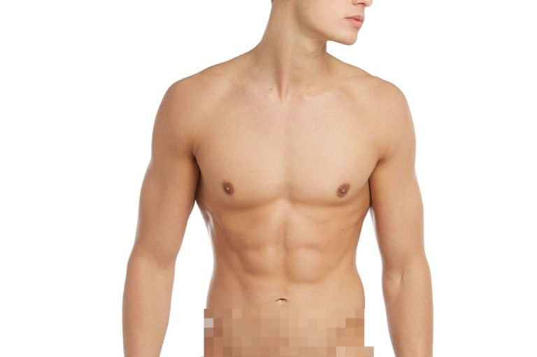 Sorry, guy with boner naked