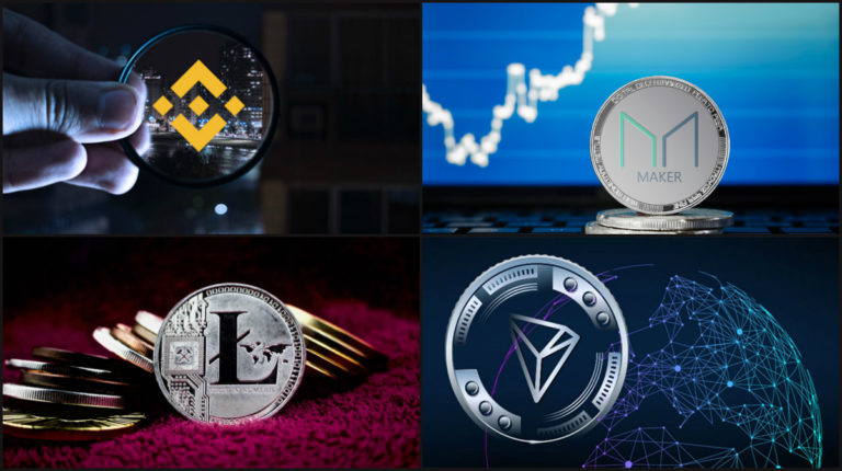top 5 cryptocurrency to invest in 2020