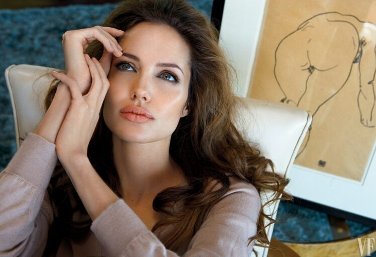 Angelina Jolie Photos Hot did legally single angelina jolie start dating? - the frisky