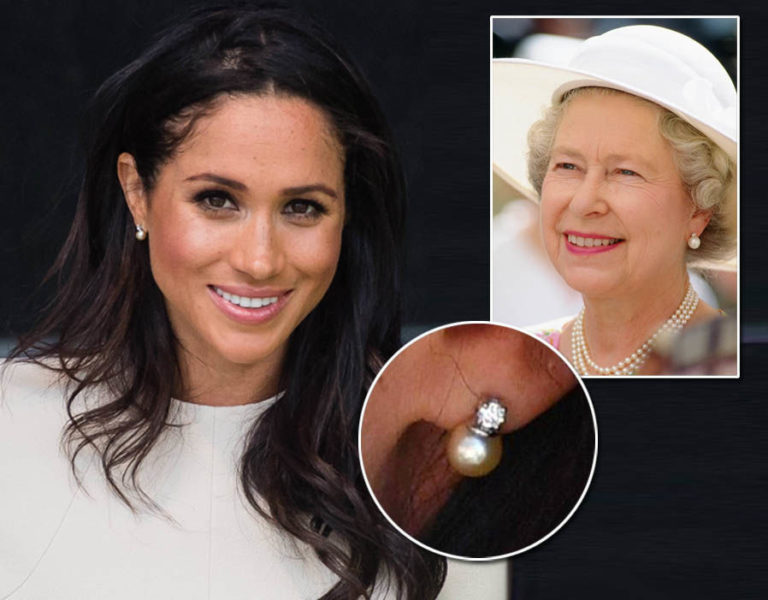 Meghan Markle is banned from royal jewelry?