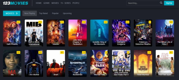 37 Best Movie Sites Like 123movies in 2019 - The Frisky