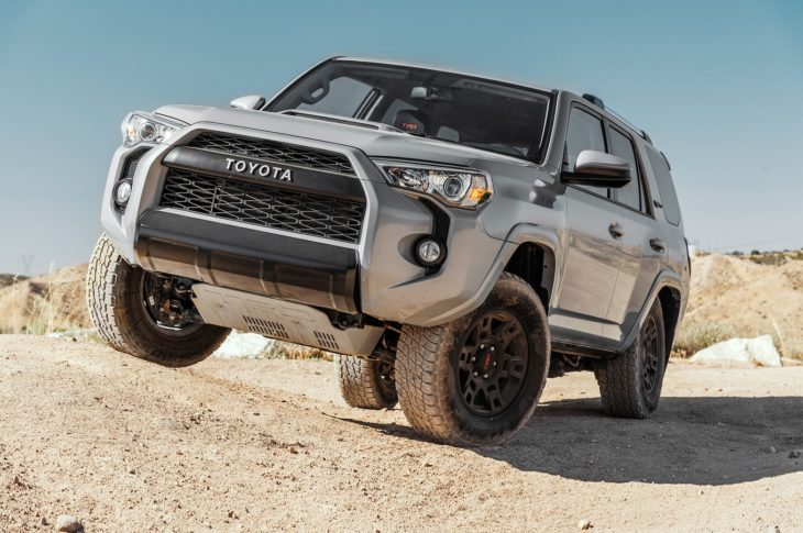 Next Generation Toyota 4runner We Can Expect In 2021 The