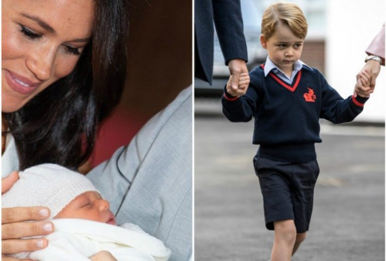 everybody wonders why meghan markle named her son archie