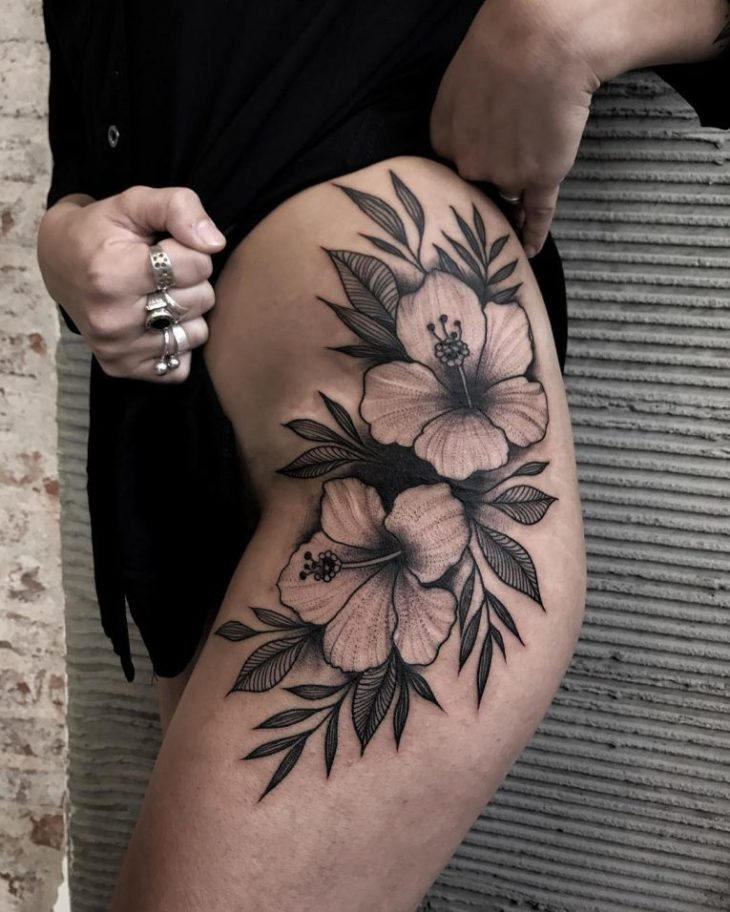 Flower Tattoos Designs Ideas And Meaning: Top 15 Best Tattoo Ideas For Women