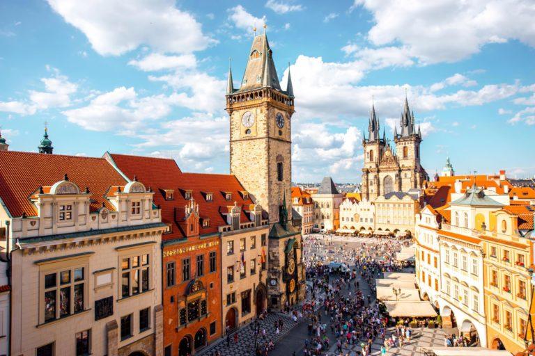 Rank #2 – Prague Tops List, Freest European Cities in 2019