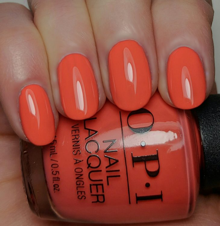 11 Most Fashionable Nail Polishes In Orange For Any Skin Tone The Frisky